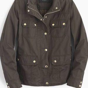 J Crew downtown field jacket. Size S